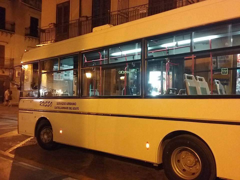 Bus navetta gratuito